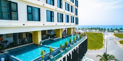 [Free&Easy Đà Nẵng] 02 đêm Cicilia Hotel and Spa 4*