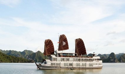[Free&Easy Hạ Long] Du thuyền 4* Glory Legend Cruises Hạ Long